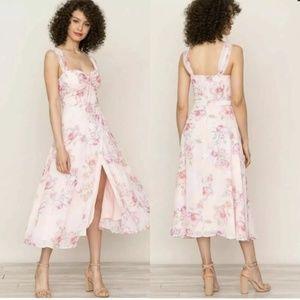 $238 New Yumi Kim Pink Ariana  LOVERS DREAM Dress